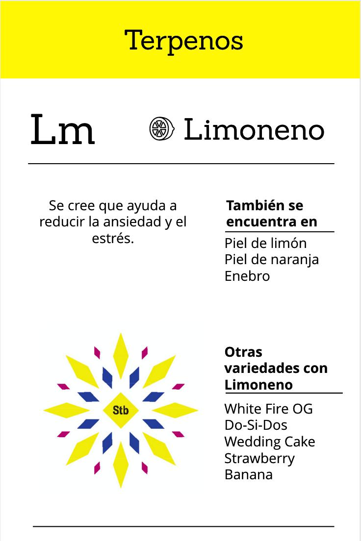 limoneno terpeno