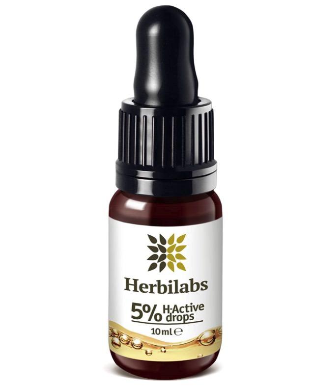 Aceite de cáñamo enriquecido al 5% de Olio Hemp