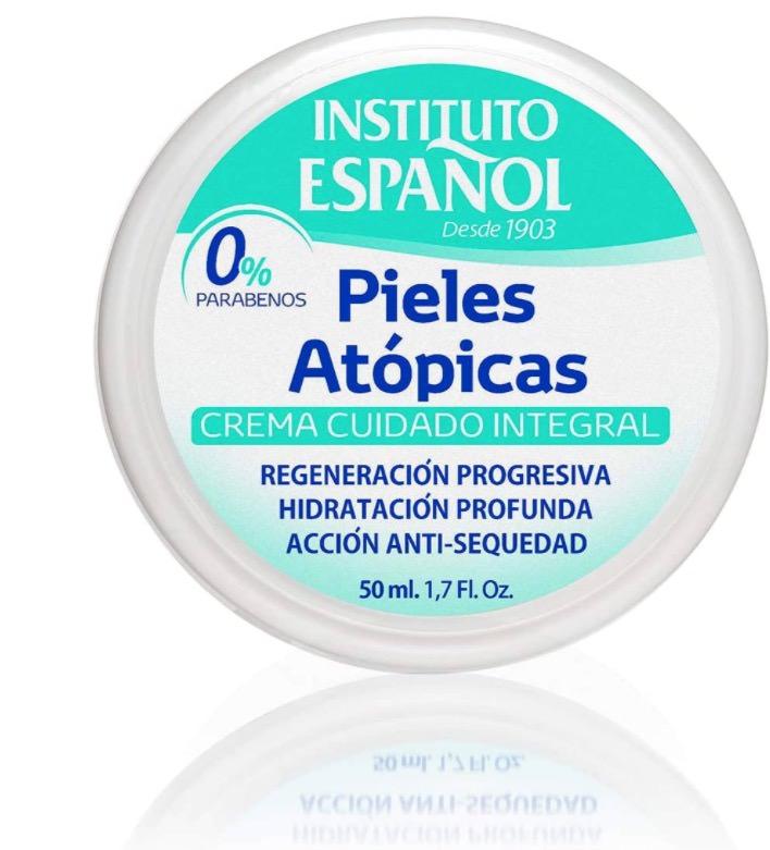 Crema cuidado integral Pieles Atópicas de Instituto Español