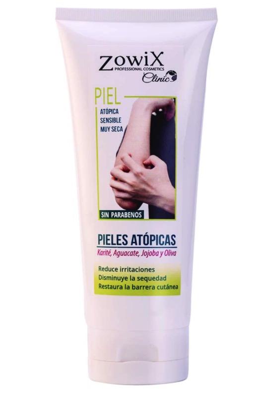 Crema para pieles atópicas, con eczemas o dermatitis de ZOWIX