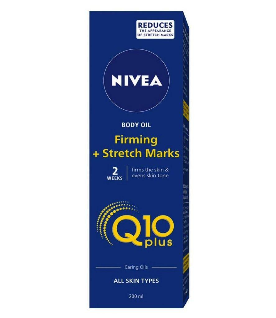 Aceite Corporal Reafirmante Nivea Q10 Plus