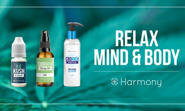 Harmony CBD: opinión y mejores productos