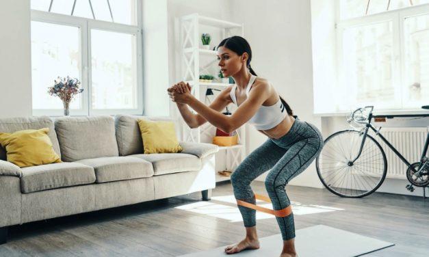 Los ejercicios que mejor funcionan para eliminar la celulitis