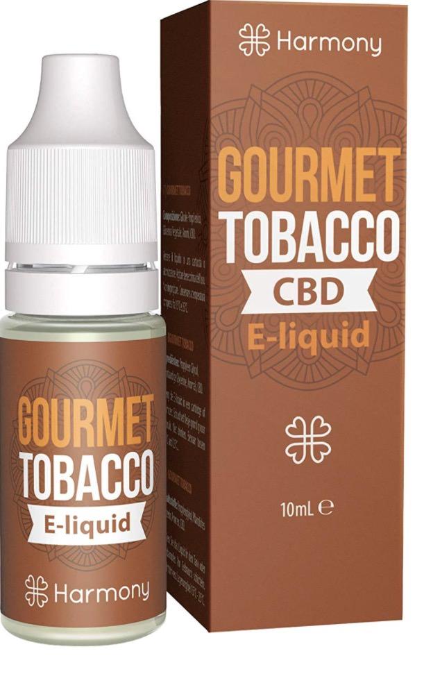Harmony E-Liquid - Gourmet Tobacco