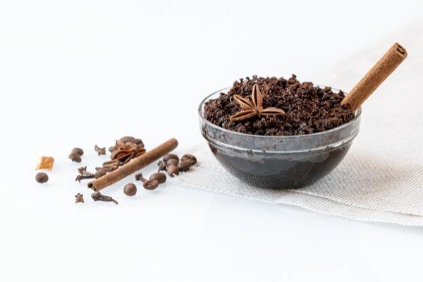 exfoliante cafe