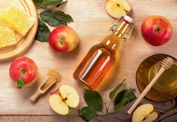 vinagre manzana miel celulitis