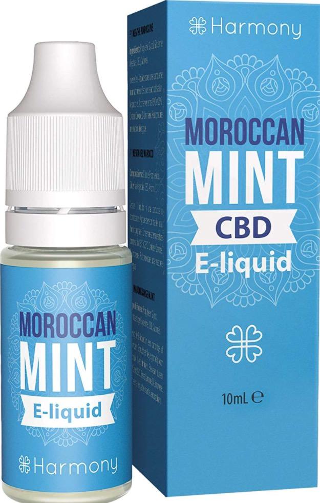 Harmony E-Liquid - Moroccan Mint