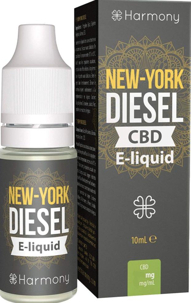 Harmony E-Liquid - New York Diesel