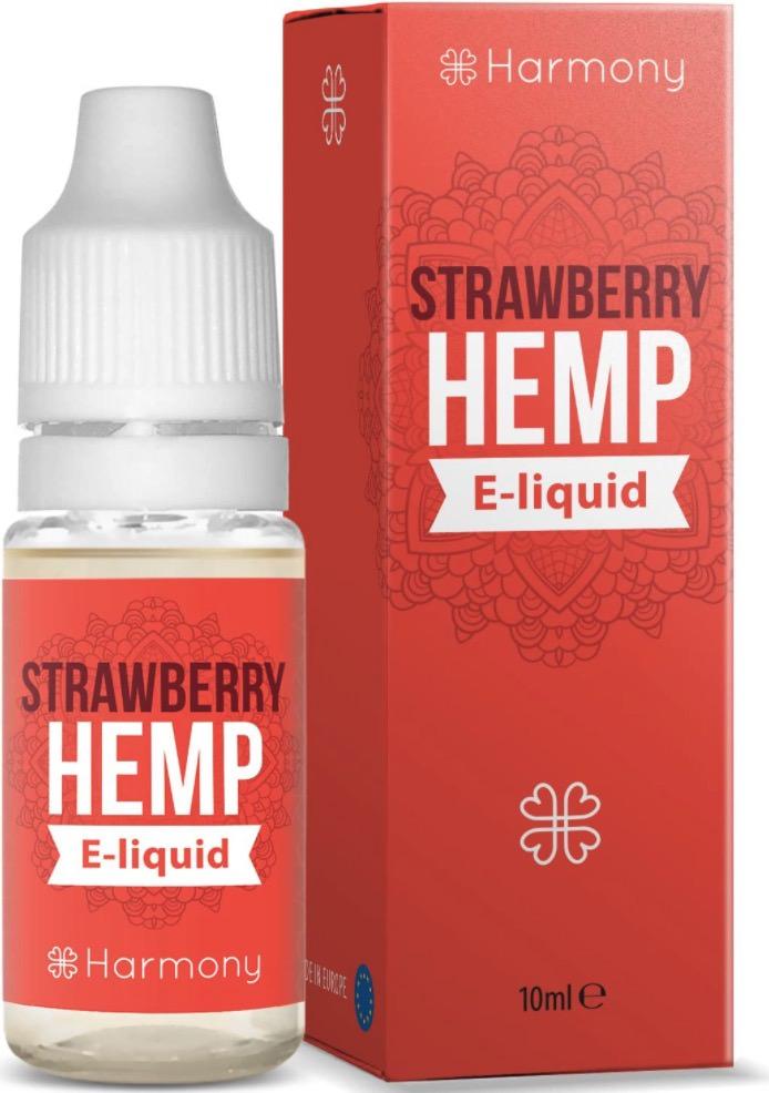 Harmony E-Liquid - Wild Strawberry